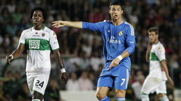 El Real Madrid busca confirmar su reacción ante el Elche