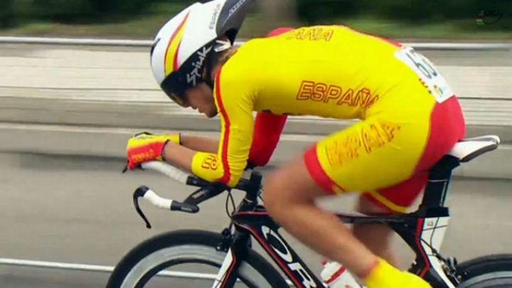 Los españoles, lejos de las medallas en el Mundial de ciclismo