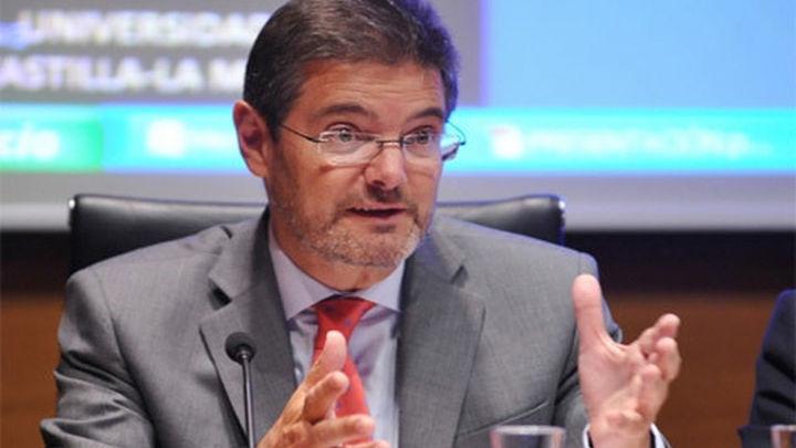 Rafael Catalá recibirá la cartera de Justicia este lunes de manos de Gallardón