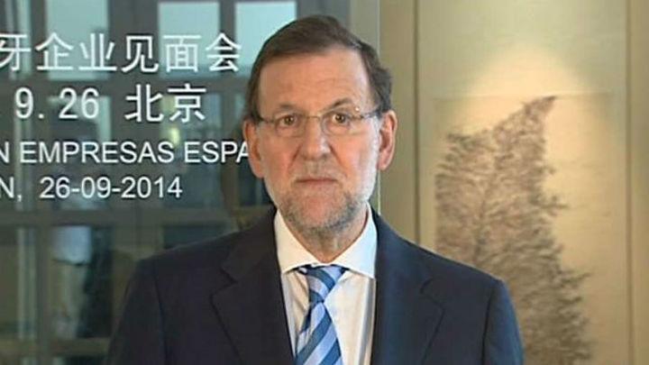 """Rajoy advierte a Mas del """"lío"""" en el que se mete al convocar la consulta"""