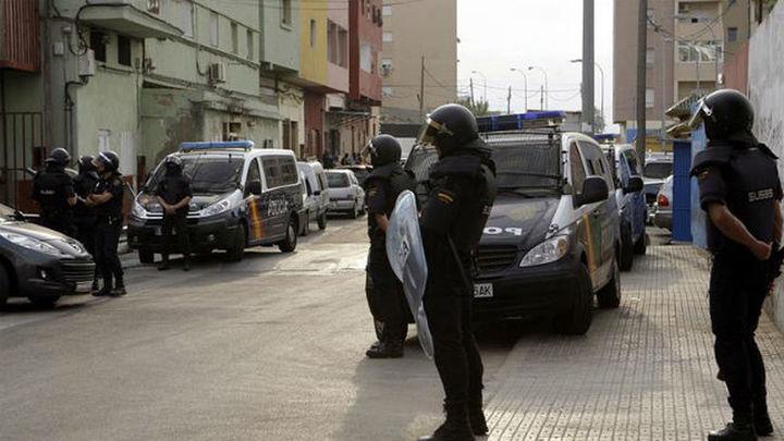 La célula yihadista desmantelada enviaba terroristas al grupo del Estado Islámico