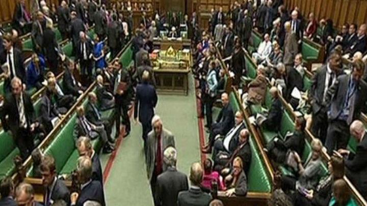 Londres se une a los bombardeos en Irak contra el Estado Islámico