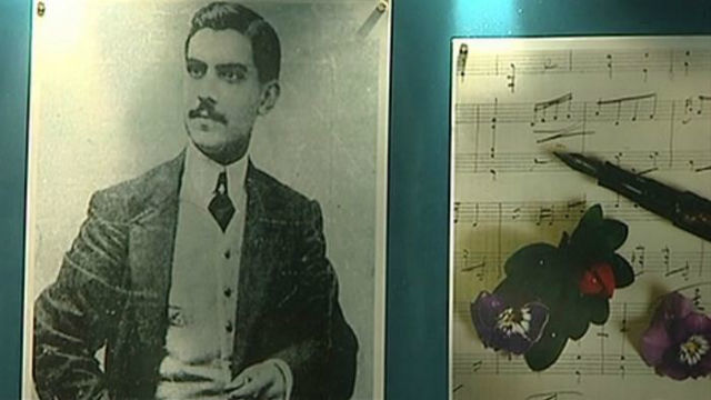 Homenaje al Maestro Padilla