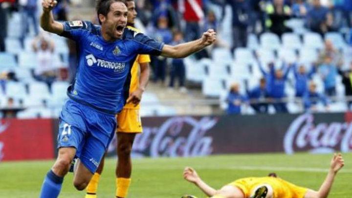 1-0. El Getafe sale del descenso tras ganar al Málaga