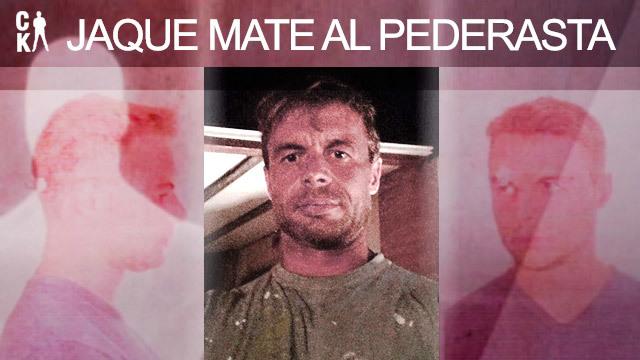 Ciudadano Cake: Jaque mate al pederasta