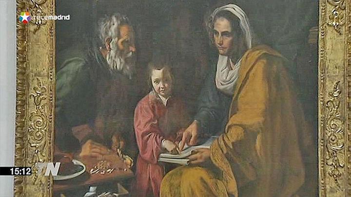 El Velázquez de Yale en Madrid