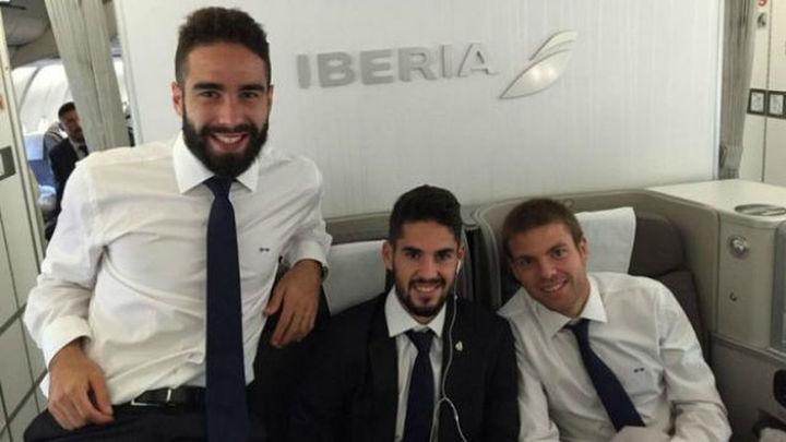 El Real Madrid, en Sofía con Pepe pero sin Coentrao