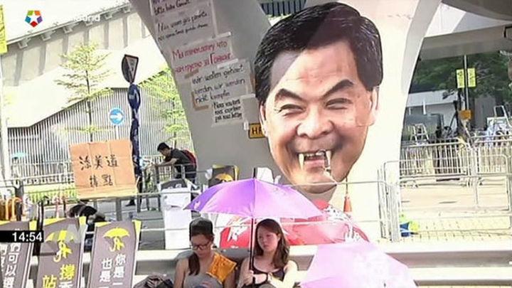 Pekín apoya a las autoridades de Hong Kong ante las protestas democráticas