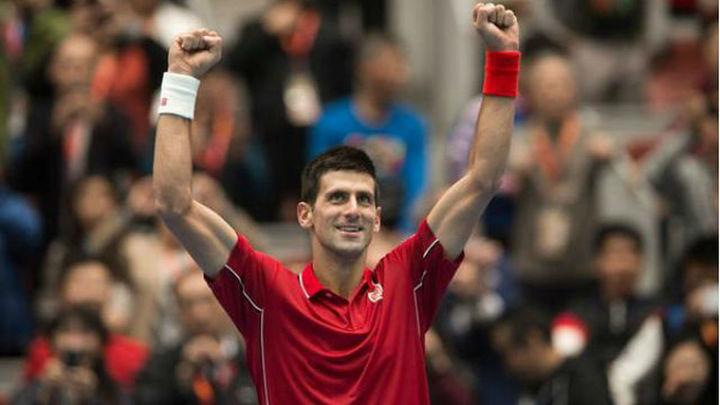 Djokovic gana por quinta vez en Pekín