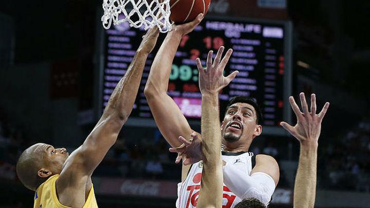 El Madrid gana al Gran Canaria (70-57) y Estudiantes al Gipuzkoa (91-74)