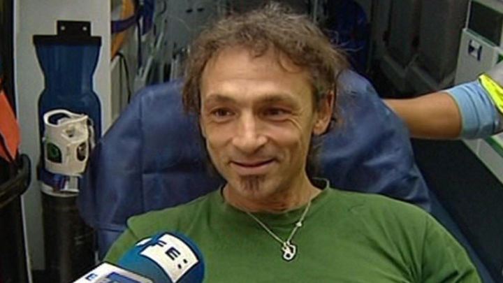 El espeleólogo rescatado en Perú no necesita ser operado y será dado de alta