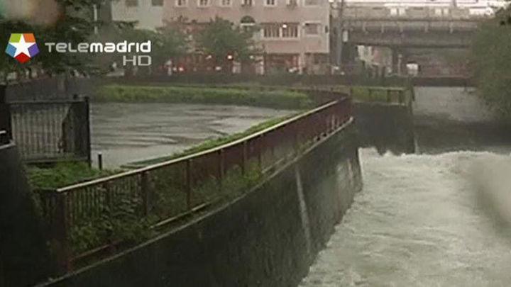El tifón Phanfone causa un muerto y 6 desaparecidos en Japón