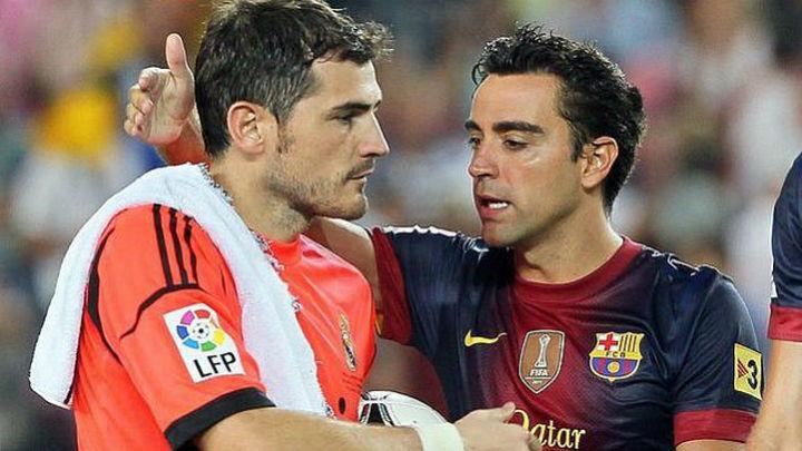 Casillas y Xavi, distinguidos con la Gran Cruz del Mérito Deportivo