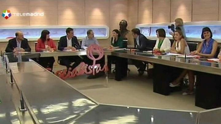 El cese de Tomás Gómez alienta el ruido en el PSOE