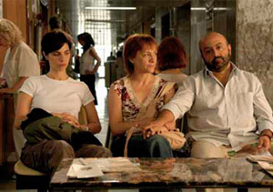 Cine:Siete mesas de billar francés