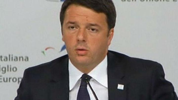 """Renzi anima a la participación en el referéndum del domingo en el que """"se juega todo"""""""