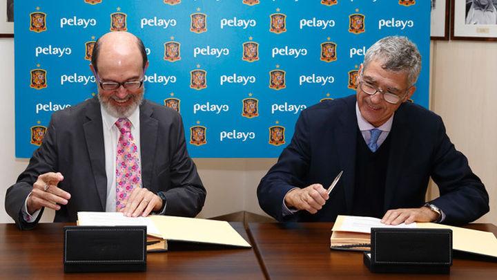 Pelayo renueva el patrocinio con la Selección hasta la Eurocopa 2016