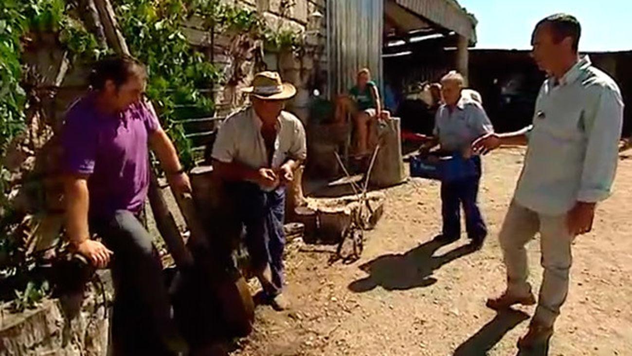 Miraflores de la Sierra: Los 'Coplas', 200 años trabajando en el campo