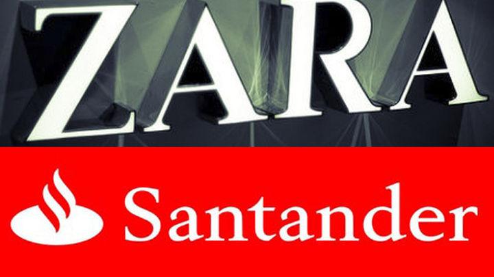 Zara y Santander aumentan y mucho su valor de marca en el mundo