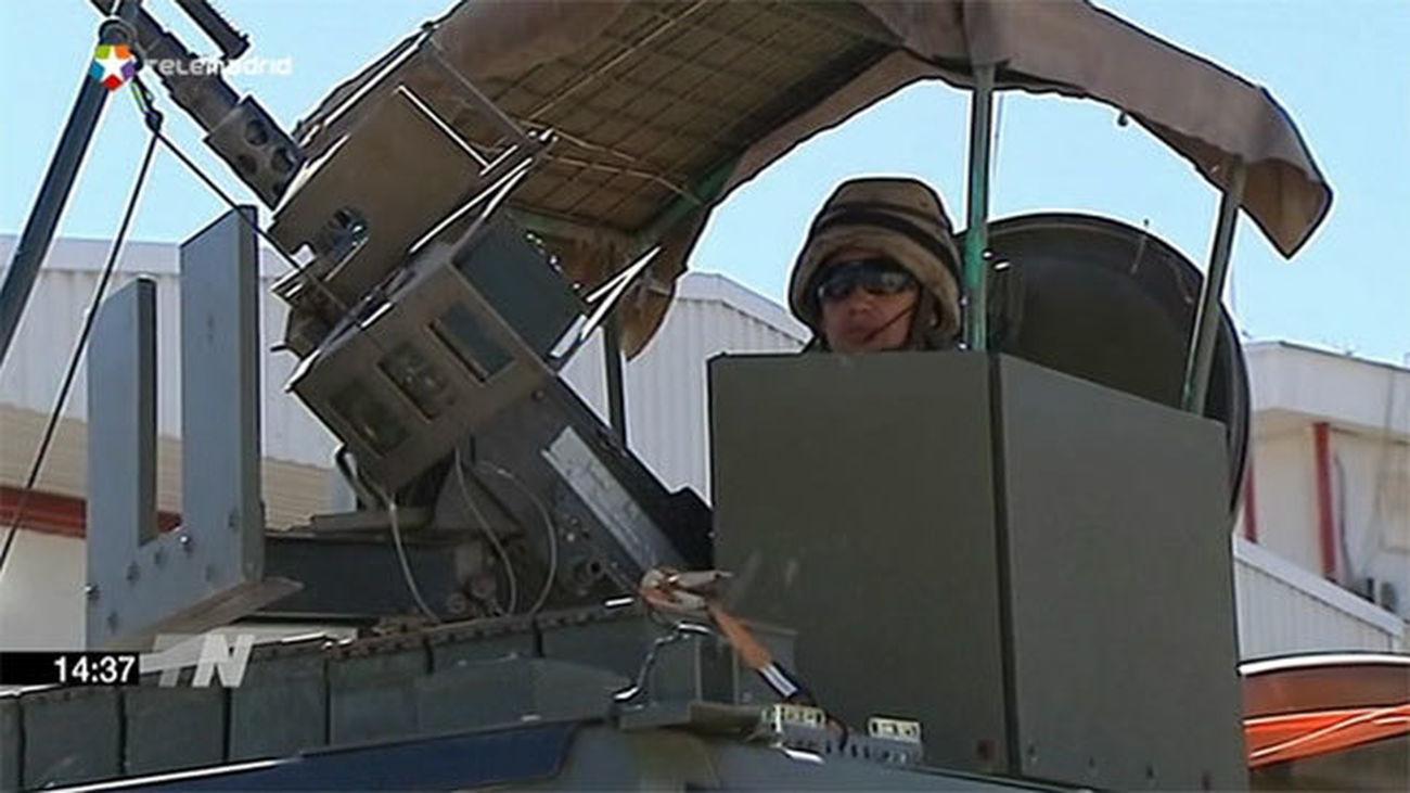 España enviará 300 militares a Irak para formar al ejército