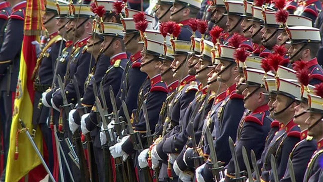 El Día de las Fuerzas Armadas tendrá lugar el próximo 27 de mayo en Guadalajara