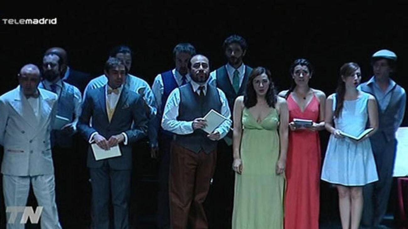 La comedia inédita de Lope de Vega 'Mujeres y criados', a escena