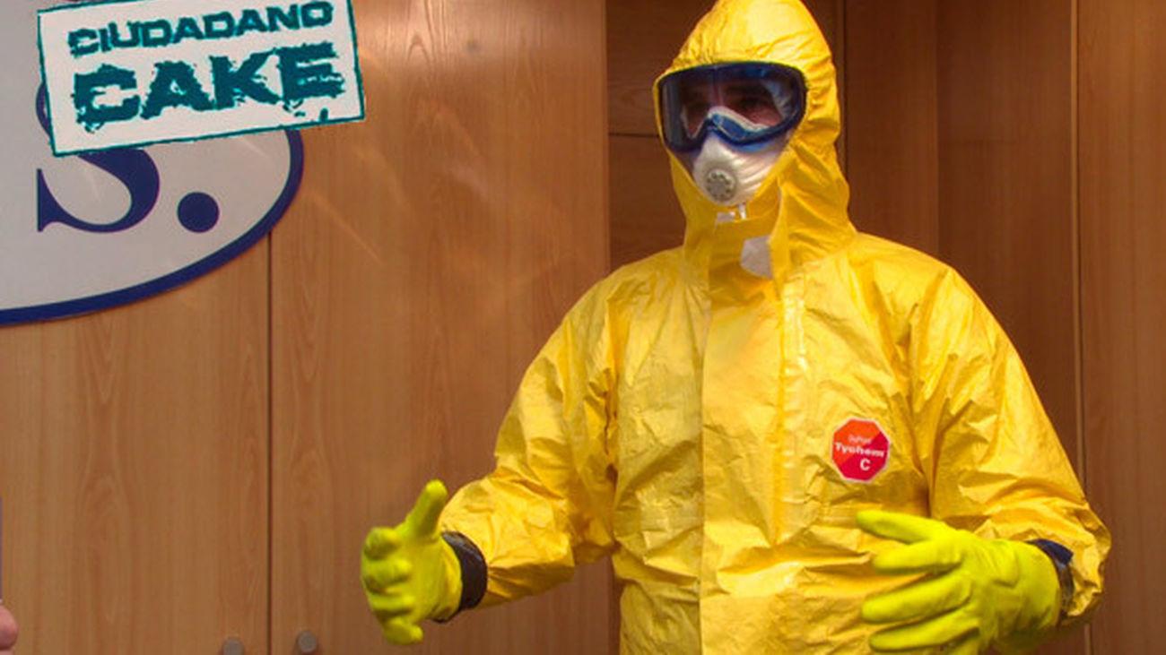 Ciudadano Cake: Ébola, urgencia nacional