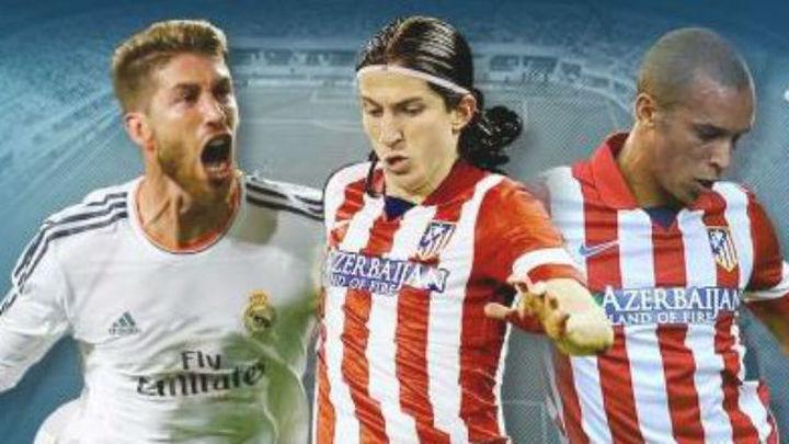 Ramos, Miranda y Filipe, candidatos a Mejor Defensa 2014