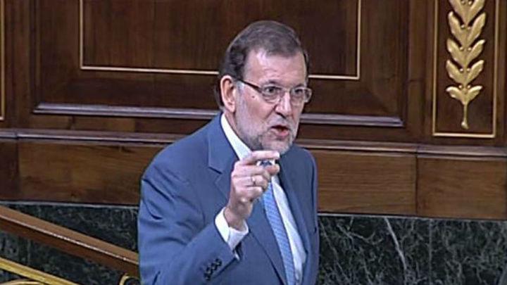 Rajoy dice haber actuado con diligencia frente al caso de las tarjetas opacas