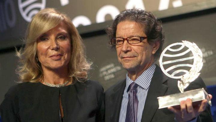 El escritor mexicano Jorge Zepeda gana la 63 edición del Premio Planeta