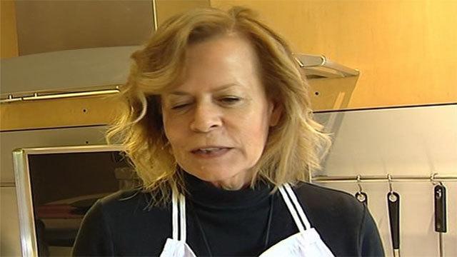 Hija de Simone Ortega, la autora de '1080 recetas'