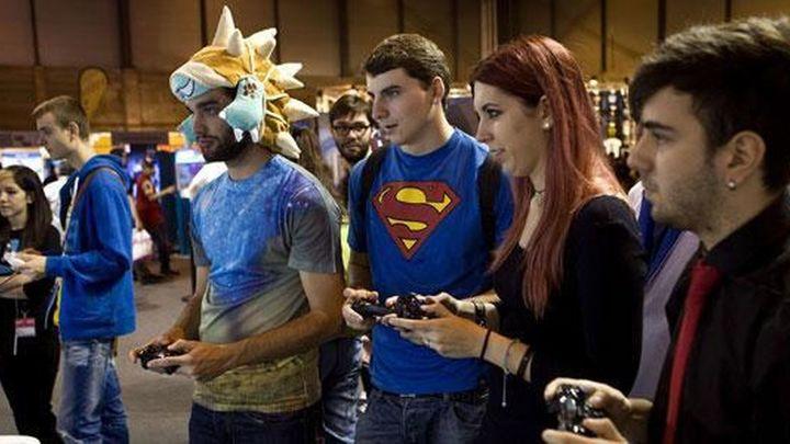 Más de 55.000 personas visitan la feria de videojuegos Madrid Games Week