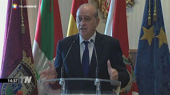 """Fernández Díaz: """"El Estado no está en tregua mientras ETA no se disuelva"""""""