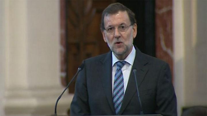 """Rajoy: """"La UE no puede permitir nacionalismos secesionistas y excluyentes"""""""