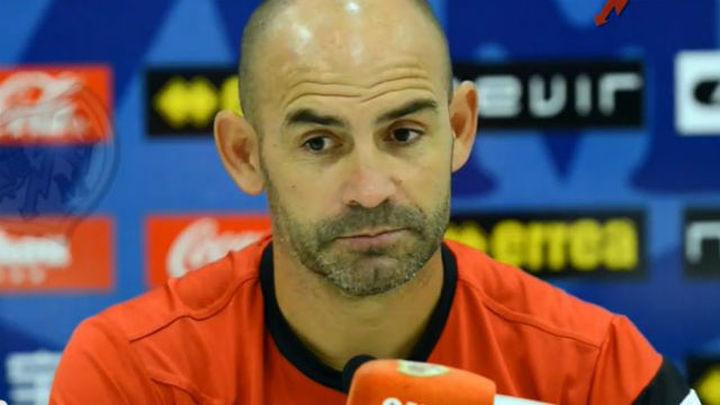 """Jémez: """"No es más fácil entrenar al Real Madrid que al Rayo"""""""