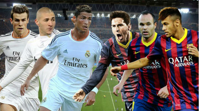 El Bernabéu exhibe el mejor 'clásico'
