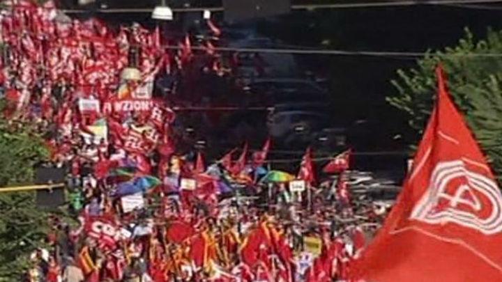El sindicato mayoritario italiano llama a la huelga general contra Renzi