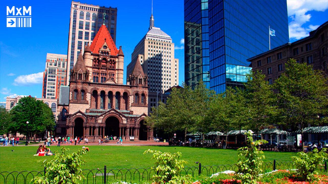 """Boston, la """"primera piedra"""" de Estados Unidos"""