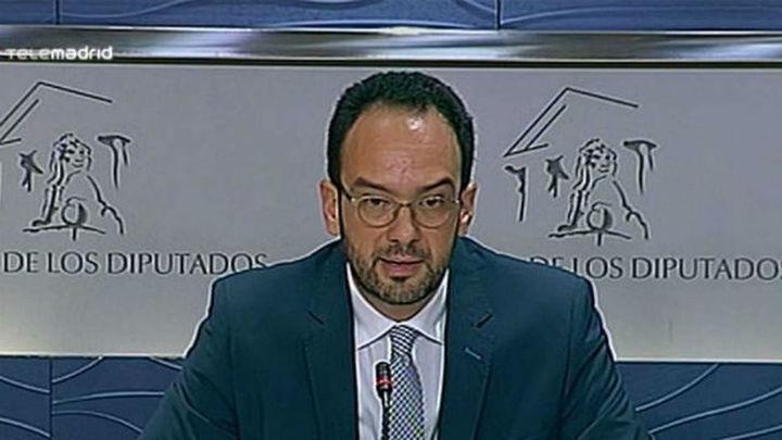 El PSOE ve legal dar la lista de defraudadores a una comisión de investigación