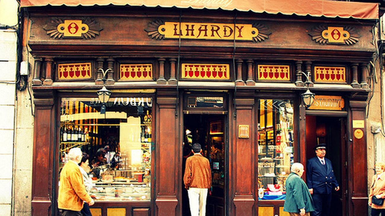 El restaurante Lhardy cumple 175 años