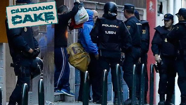 Ciudadano Cake: Madrid, ciudad okupada