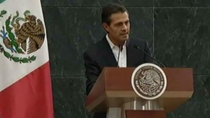 Peña Nieto se enfrenta al escepticismo de los padres de los estudiantes desaparecidos