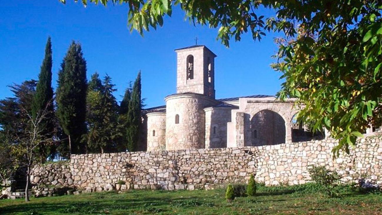 La Cabrera: Convento de San Antonio y San Julián