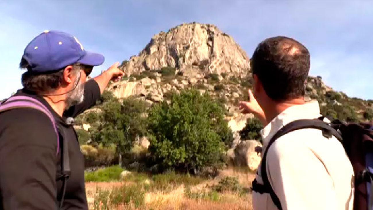 La Cabrera: Escalada al Pico de la Miel