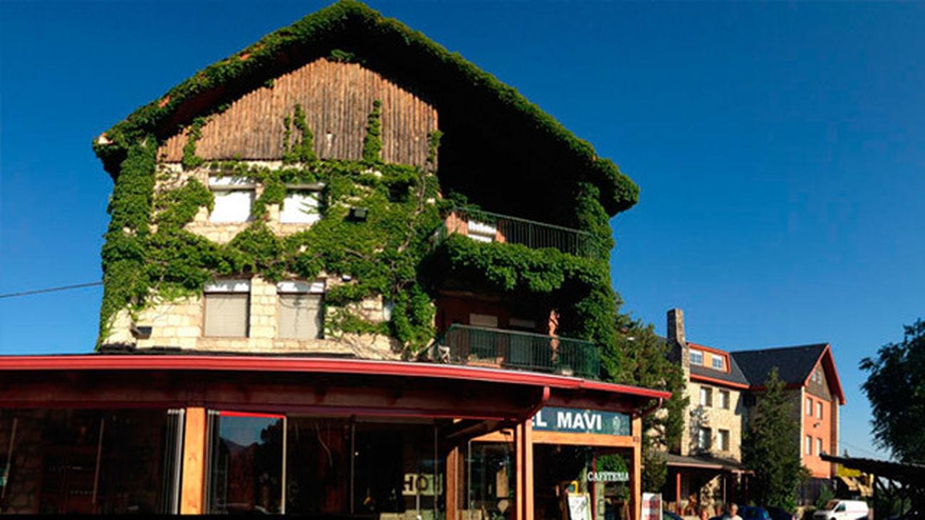 La Cabrera: Hotel Mavi, donde se alojaraon Brigitte Bardot o Paquirri