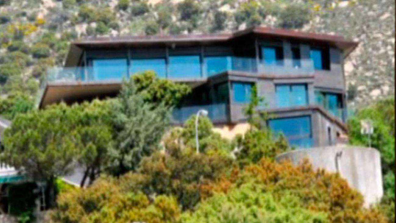 La Cabrera: La casa de cristal