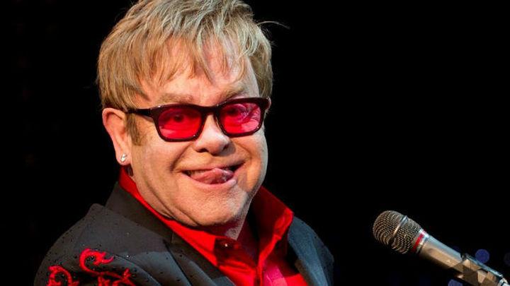 Elton John celebra en Madrid aniversario y nuevo disco
