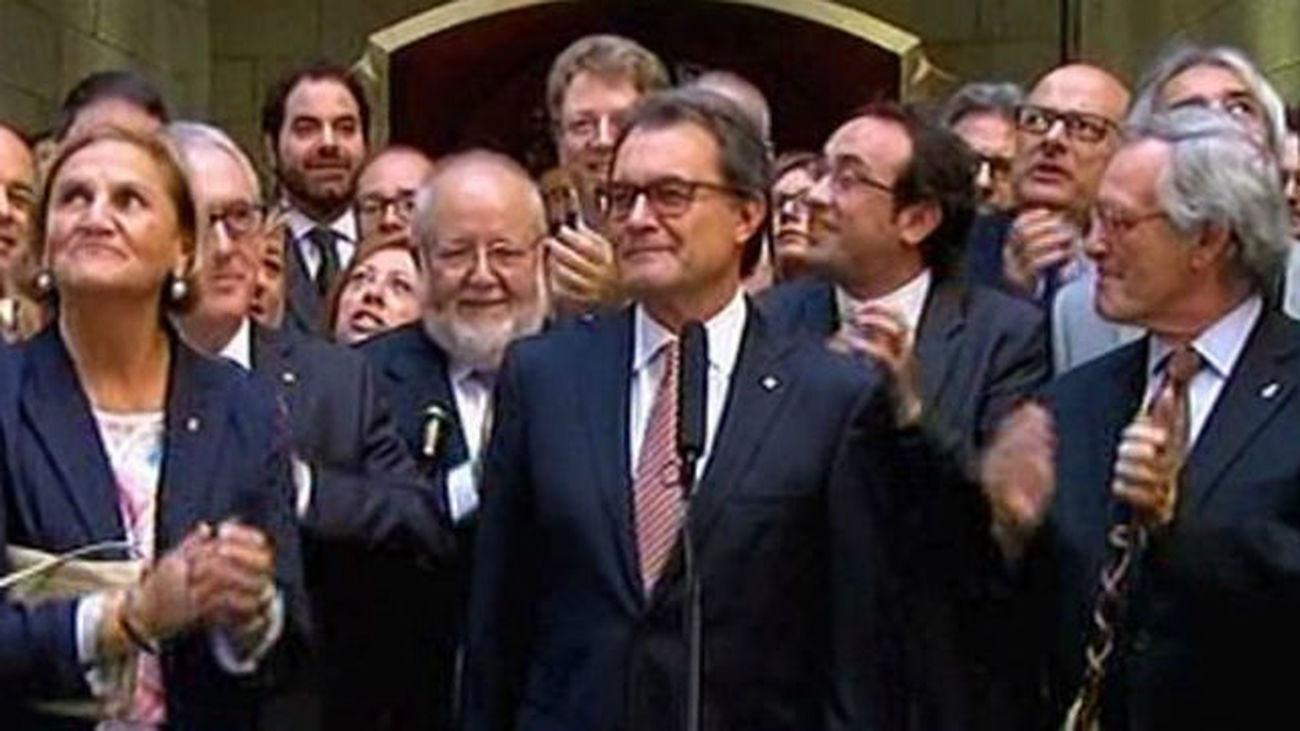 'Forbes': La ruptura de Mas no beneficia ni a Europa, ni a España, ni a Cataluña