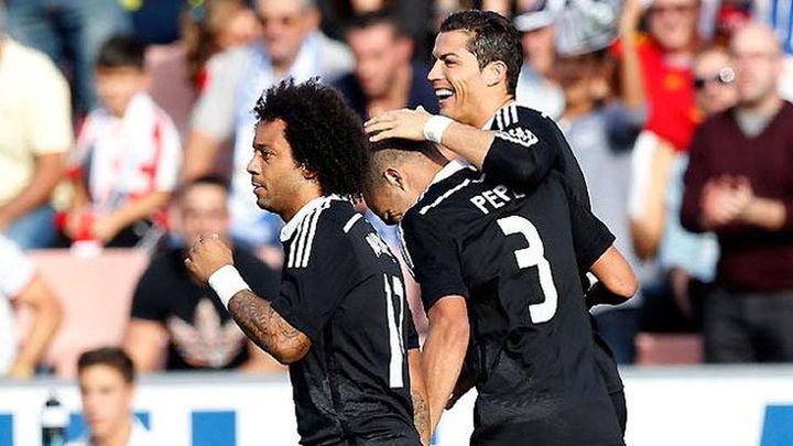 El Sevilla deja el liderato al Madrid y el Valencia se sitúa segundo