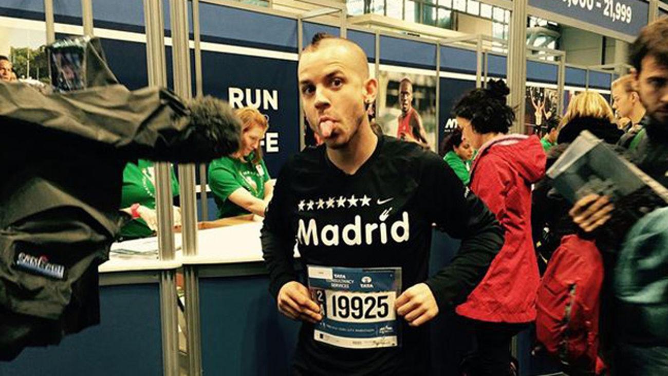 David Muñoz lleva la gastronomía madrileña a la maratón de Nueva York